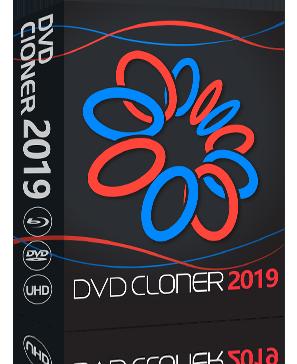 DVD/Blu-ray copy software - DVD-Cloner