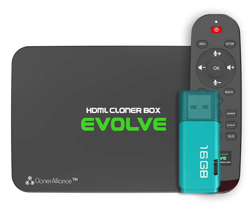 ClonerAlliance Box Evolve