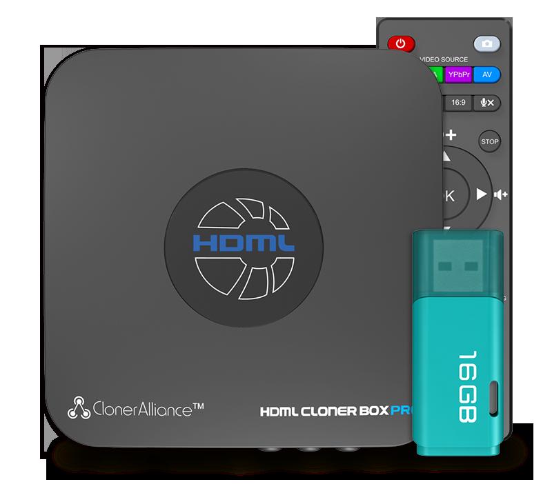 ClonerAlliance Box Pro